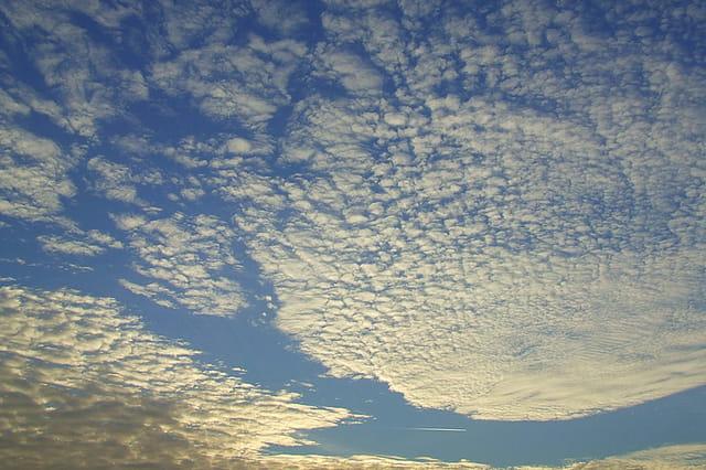 Découpe nuageuse