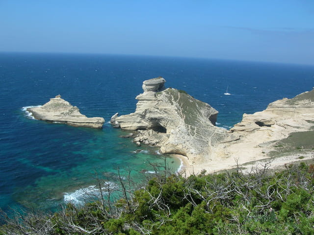 Decouverte du sud de la Corse