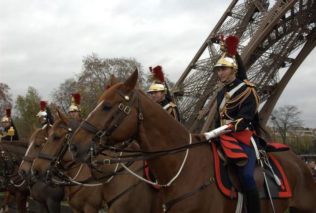 Défilé de Chevaux Paris 2011