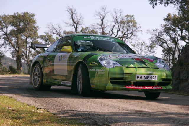 Delecour Porsche GT3
