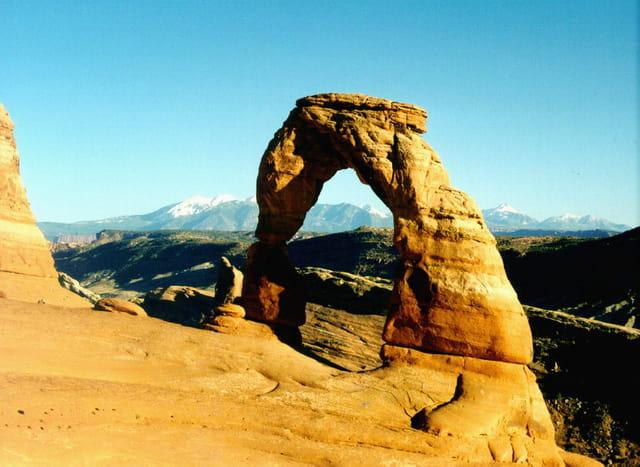 Délicate arche