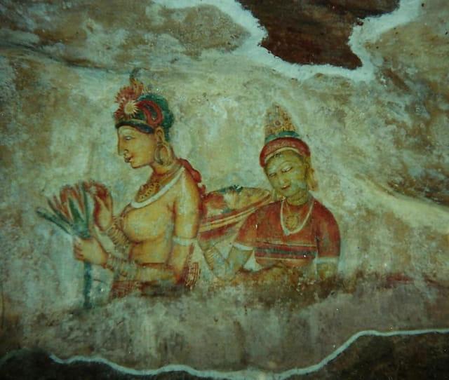 Demoiselles de Sigiriya