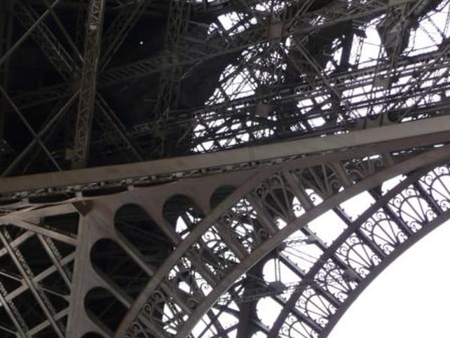 Dentelles d'Eiffel