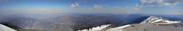 Depuis le Mont Ventoux