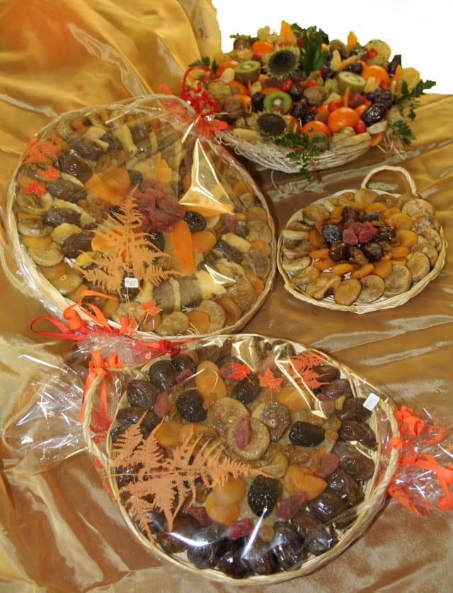 Des fruits et légumes pour le goût