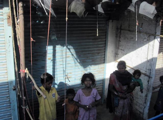 Des intouchables à Varanasi