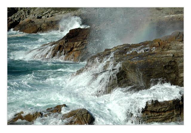 Des vagues à lames