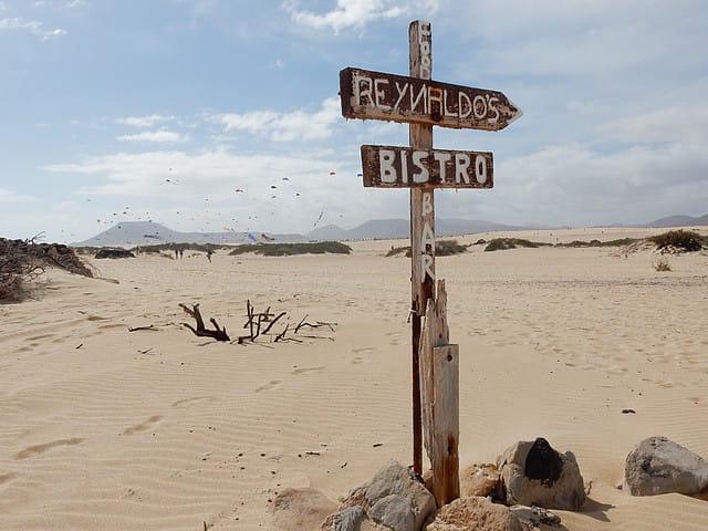 Désert de Fuerteventura