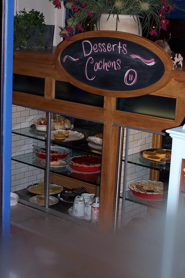 Desserts inattendus!