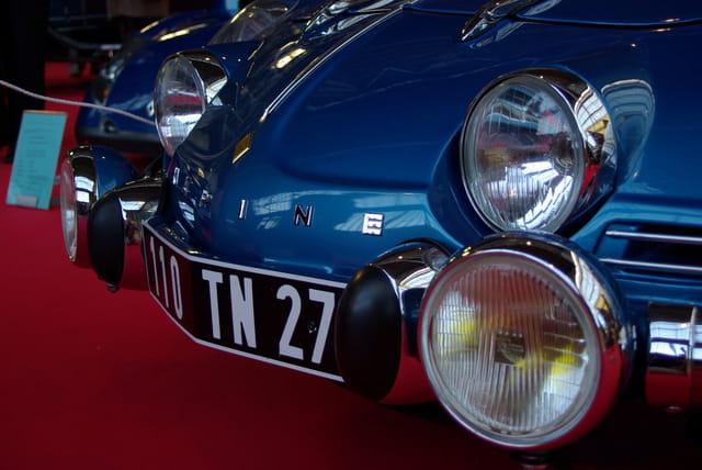 Détail Alpine Renault