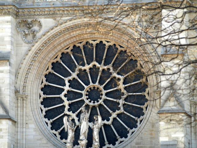 Détail de Notre Dame