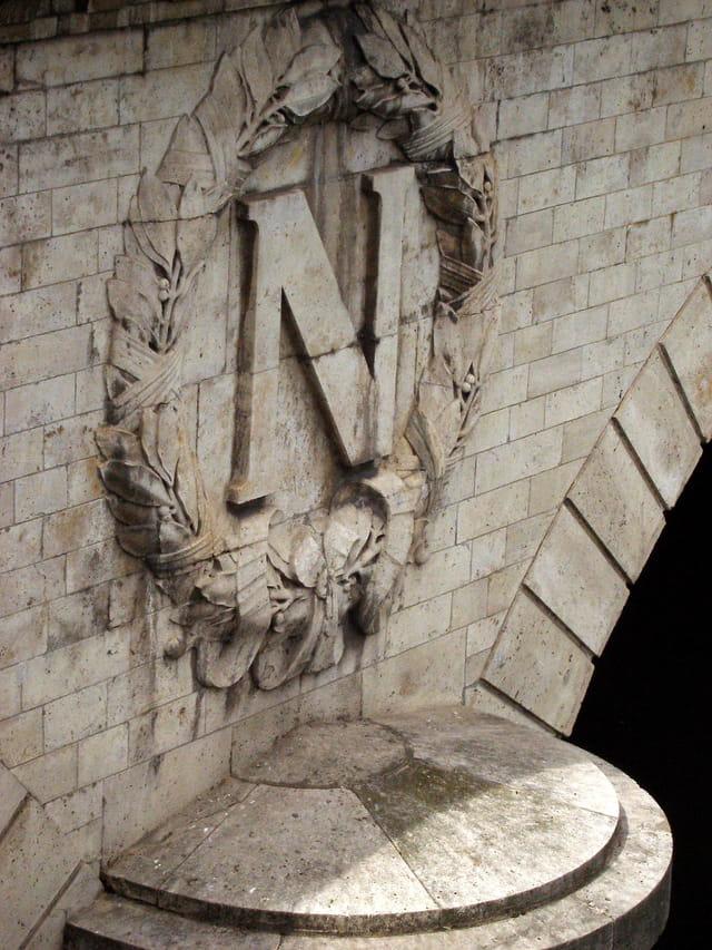 Détail du pont Saint Michel