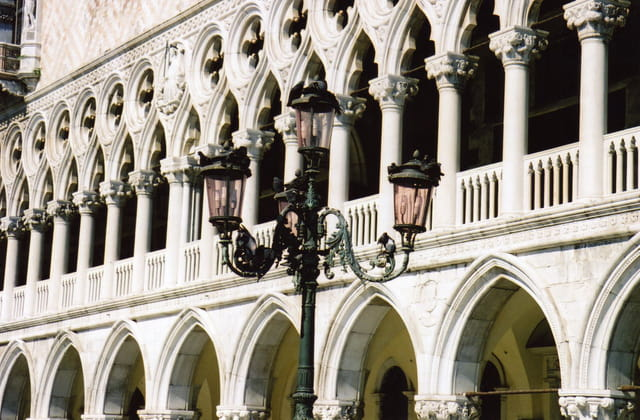 Details du palais des doges