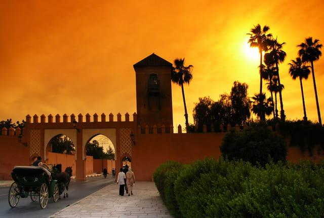 Détente avec mon chéri au Maroc :))