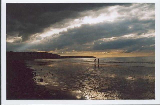 Deux, entre ciel et mer