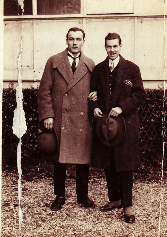 deux gentlemen