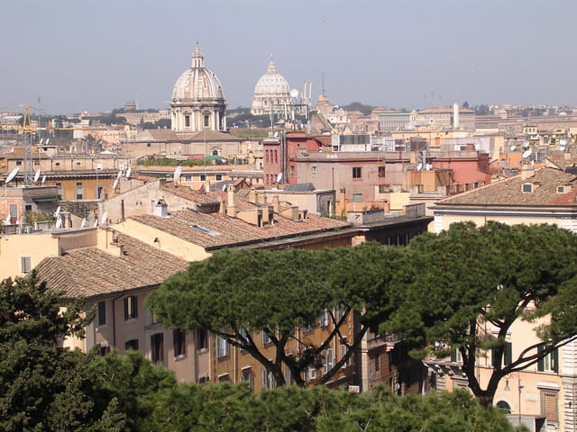 Dimanche à Rome