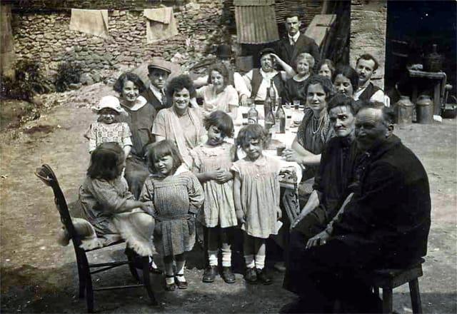 Dimanche en famille