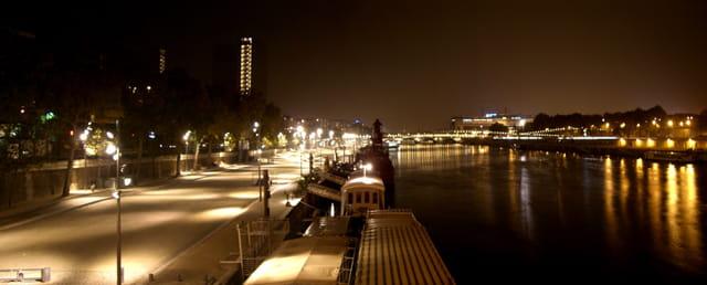 Dimanche soir à Paris Bercy