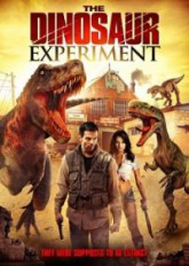 Dinosaur Experiment STREAMING