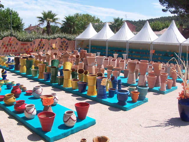 Diverses poteries