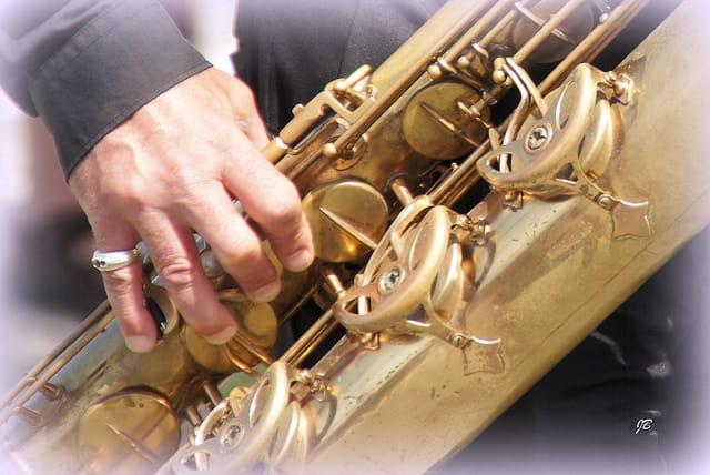 Doigté jazzy...