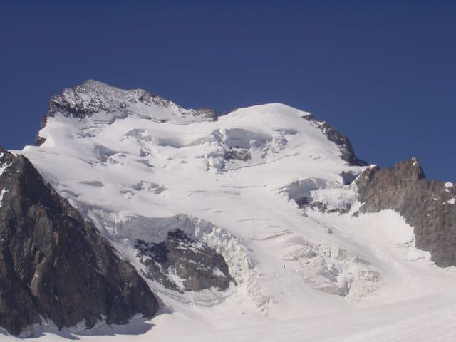 Dôme de neiges des ecrins