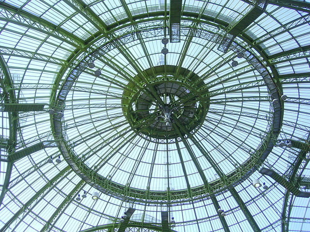 Dôme du grand palais