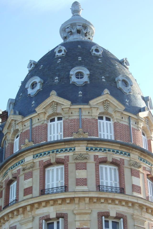 Dome grand hôtel