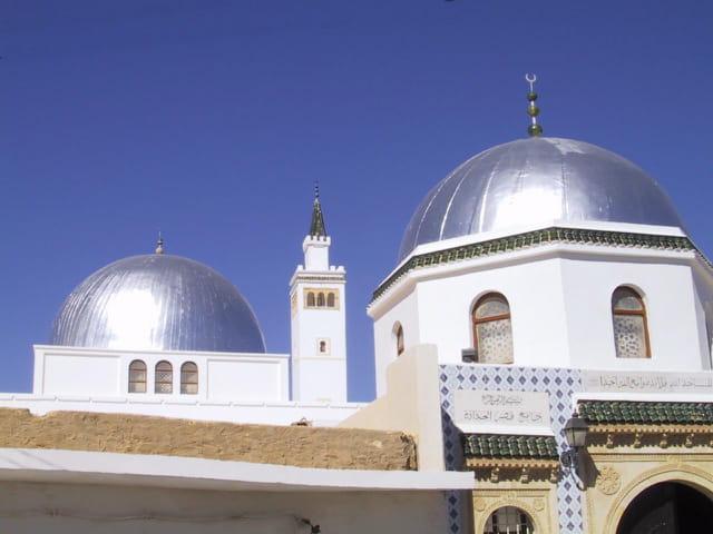 Domes Mosquée