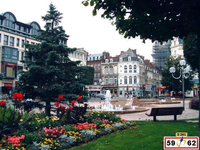 Douai : place d'armes