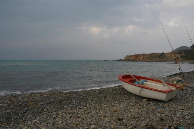 Doumia : la plage