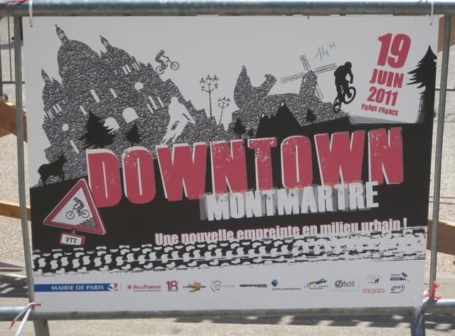 Downtown Montmartre 19 juin 2011