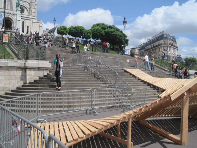 Downtown Montmartre 19 juin 2011