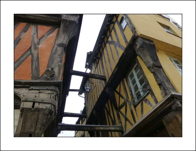 Dreux. Rue Illiers... # 1