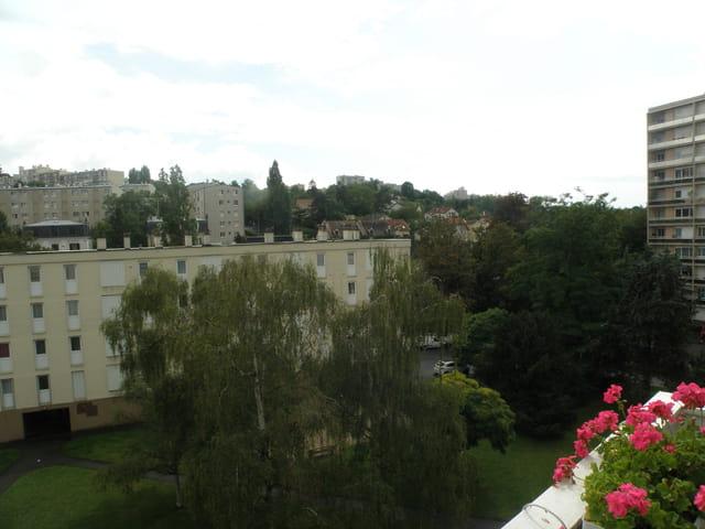 Du quartier de l'Ermitage, au Pecq