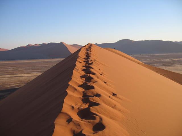 Dunes de Namibia