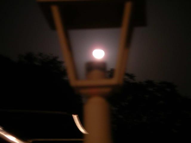Eclairage lunaire