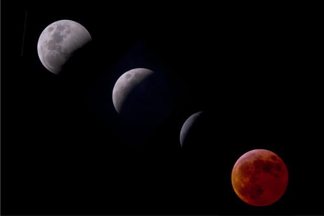 Eclipe de lune du 03/03/2007