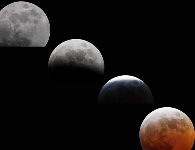 Eclipse 3 mars 2007