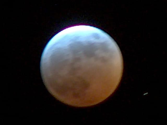 Eclipse de lune 2007