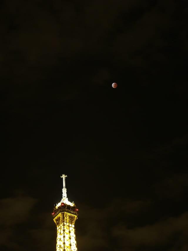 Eclipse de Lune du 03/03/2007