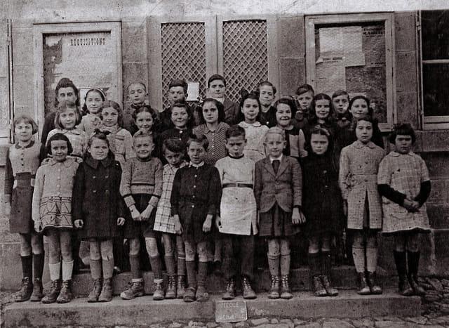 Ecole, classe de c.m 1