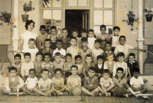 Ecole maternelle, Béni-Saf, Algérie