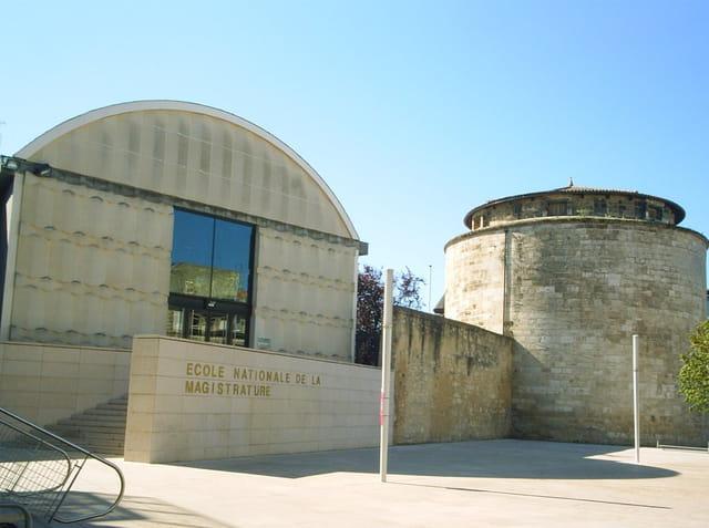 Ecole Nationale Magistrature