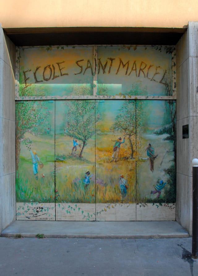 Ecole Saint Marcel