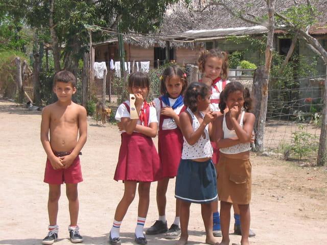 �coliers cubains