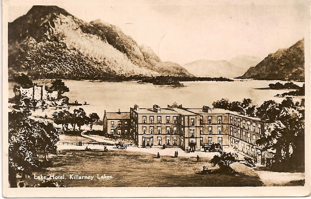 Ecosse, hôtel de Killarney Lakes