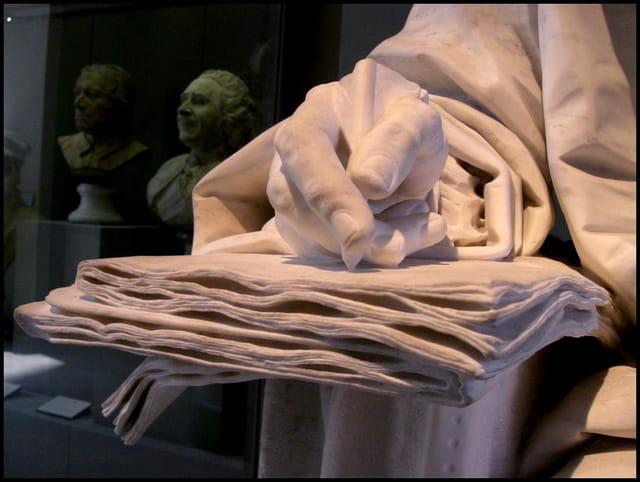 Ecrire dans le marbre