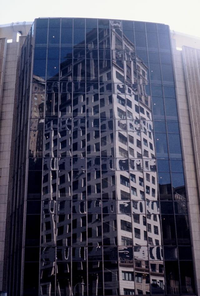 Effet miroir par catherine targhetta sur l 39 internaute for Effet miroir sur photoshop